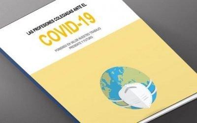 Unión Profesional publica la Guía: Las profesiones colegiadas ante el COVID-19