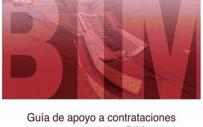 Publicada la Guía de apoyo a contrataciones con requisitos BIM