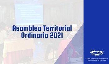 Convocatoria de Asamblea Territorial Ordinaria 2021