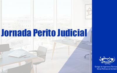 Jornada sobre la labor del Perito Judicial